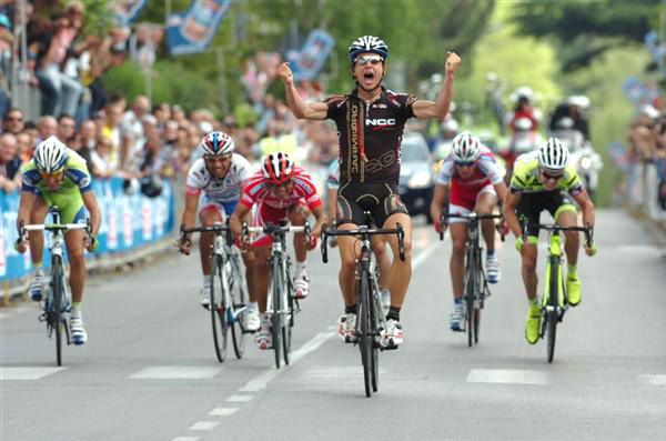 Daniele Ratto wins the GP Industria