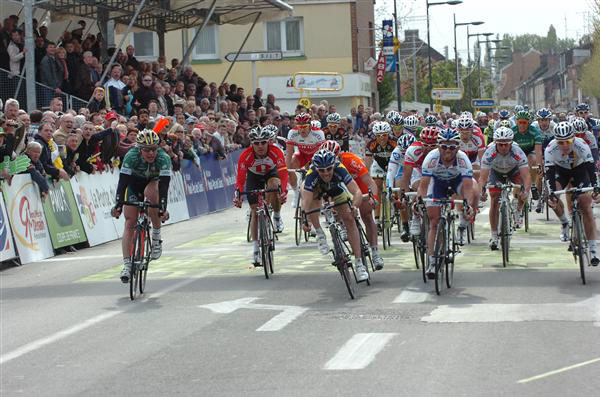 Denain finish