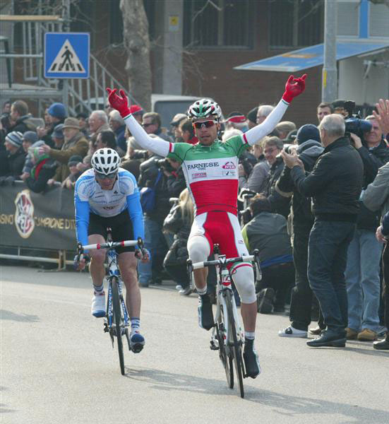 Visconti wins GP Regio Insubrica