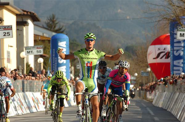Peter Sagan wins GP Camaiore