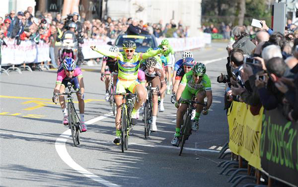 Mauro Finetto wins the 2014 GP lugano