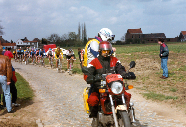 Old Kwaremont panorama