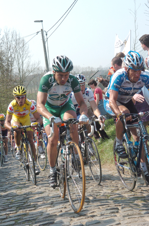 Tour of Flanders 2005 by BikeRaceInfo