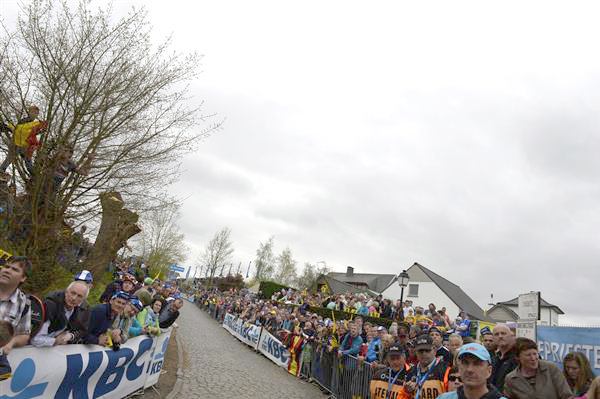Tifosi on Old kwaremont
