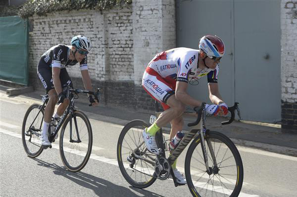 Kristoff and Terpstra