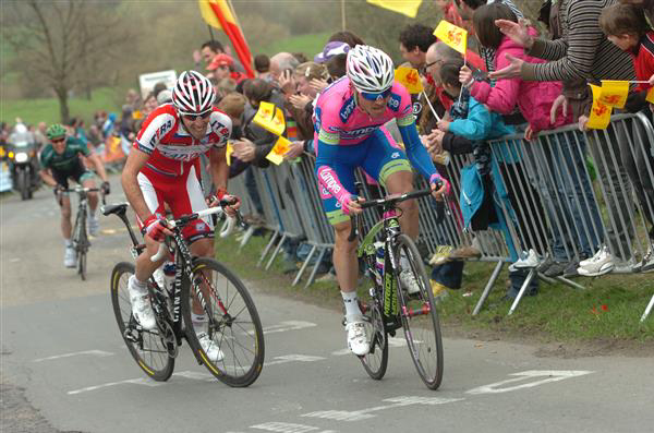 Cunego and Losada