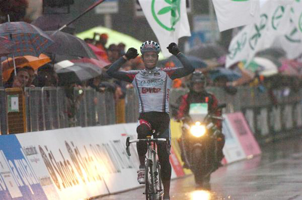 Gilbert wins Tpour of Lombardy