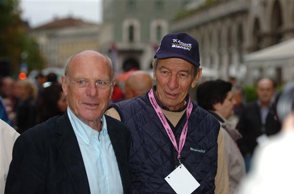 Rudi Altig and Felice Gimondi