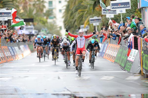 2014 Milano-San Remo finish