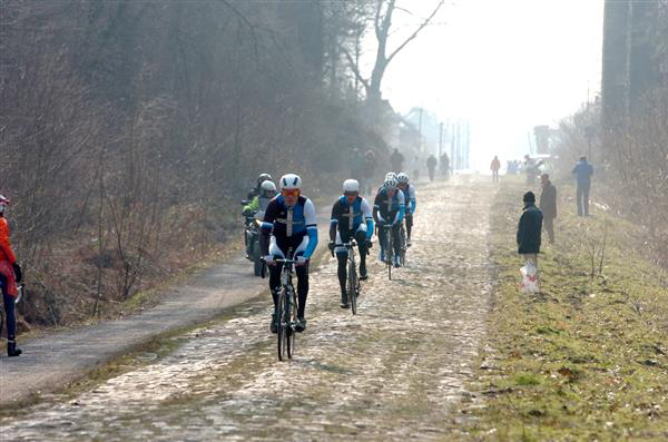 Blanco in the Arenberg