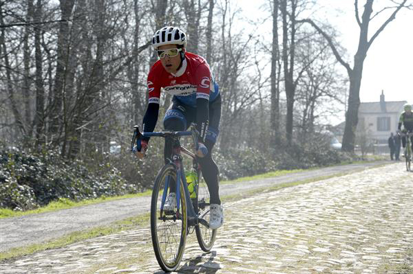 Sabastiaan Langeveld on the Arenberg