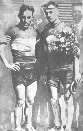 Girardengo and Binda