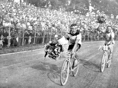 Francesco Camusso wins the 1931 Giro