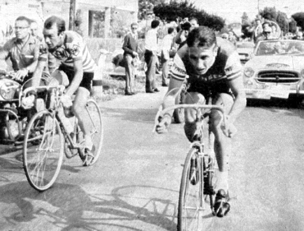 Anquetil passes Gaul