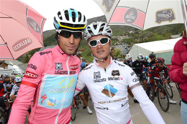 Nibali and Betancur