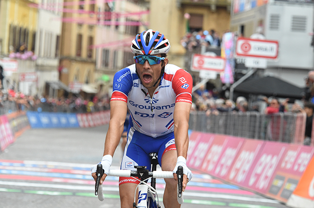 Thibaut Pinot was 7th
