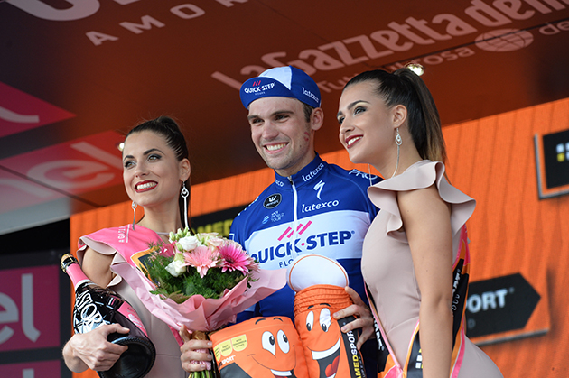 Stage winner Max Schachmann