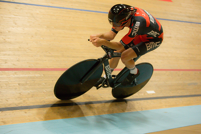 Rohan Dennis World Hour Record