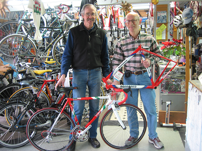 Bikes Salem Oregon South Salem Cycleworks owner