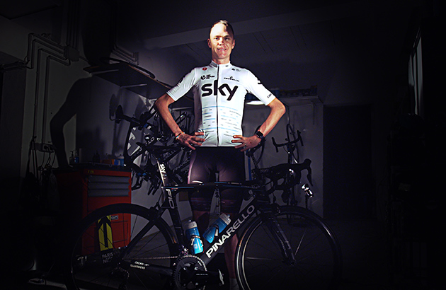 Team Sky Tour kit