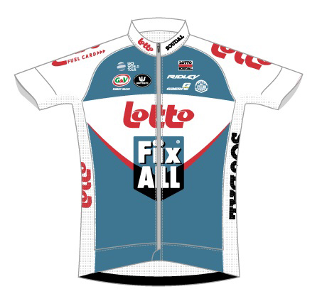 Lotto-Fixall jersey