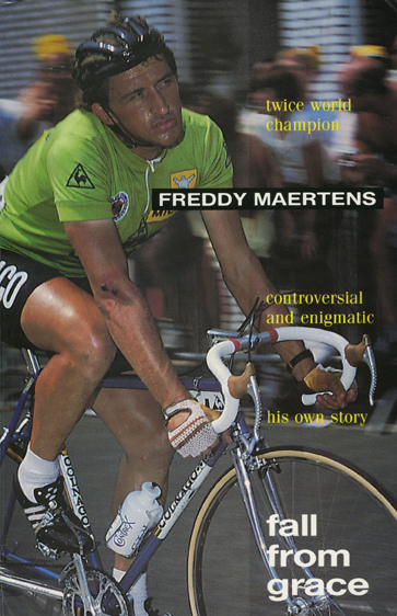 Freddy Maertens book cover
