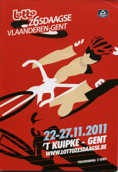 Gent 6-Day program