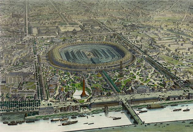 Paris Universal exposition
