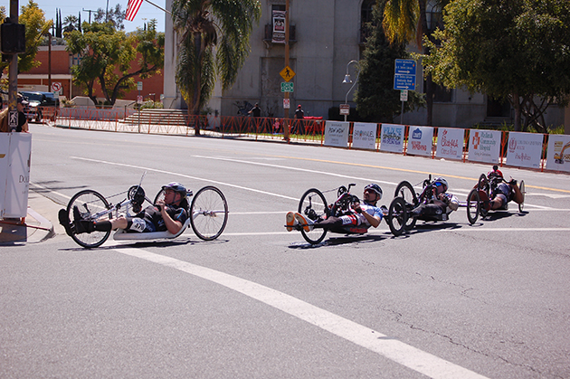 Recumbant races