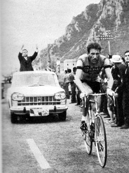 Adorni wins stage 6 of the 1965 Giro