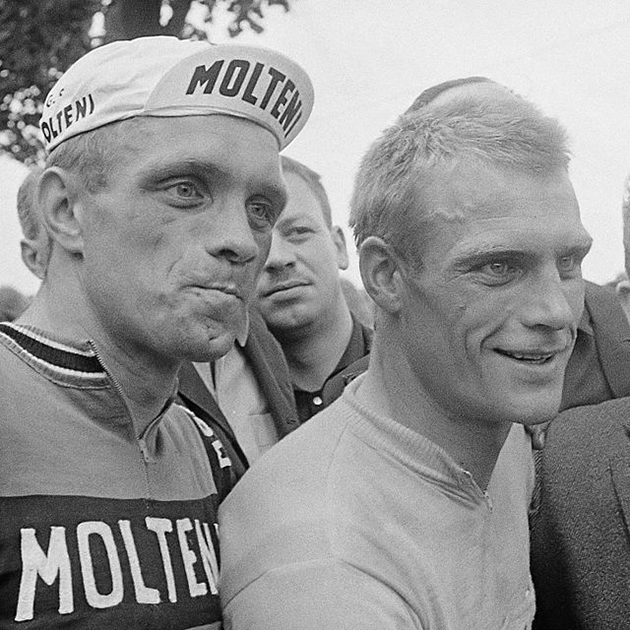 Willi and Rudi Altig