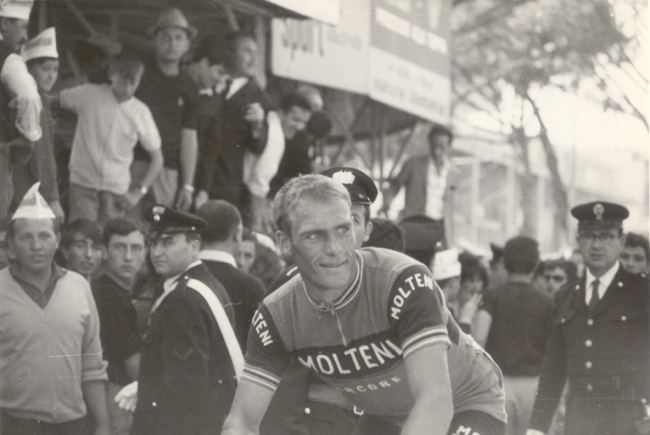 Rudi Altig and the 1966 Giro d'Italia
