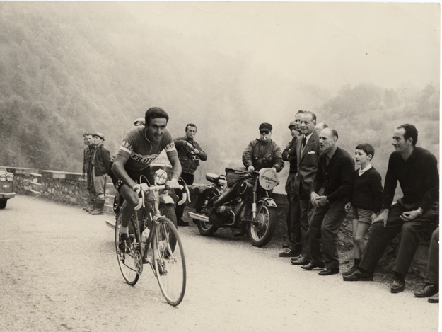 Franco Bitossi in the 1967 Giro di Lombardia