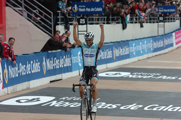 Boonen win Paris-Roubaix in2012
