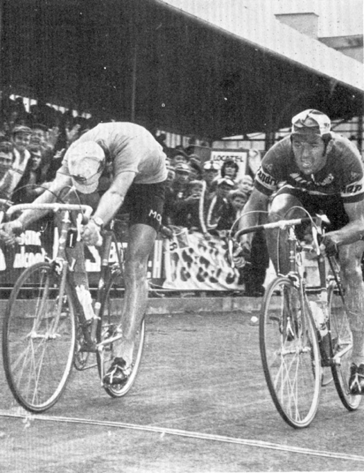 De Valeminck and Mercks in the Tour de France