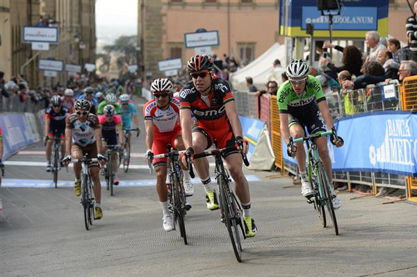 Cadel Evans at Tirreno-Adriatico