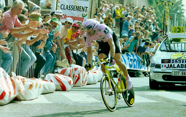 Jalabert in the 1997 Tour de France