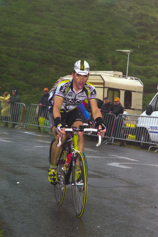 Laurnet Jalabert in the 2000 Tour de France
