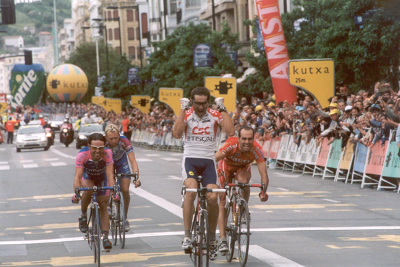 Jalabert wins the 2002 San Sebastian Classic