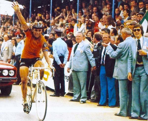 Hennie Kuiper wins world championships