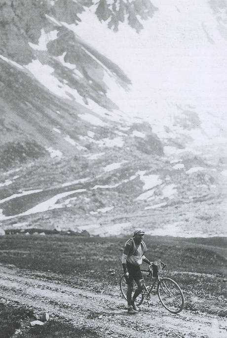 Octave Lapize in the Pyrenees