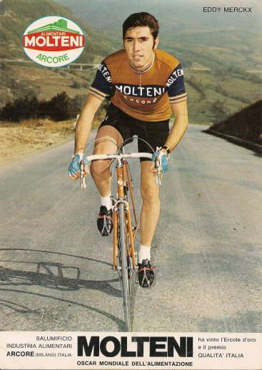 Eddy Merckx in 1971