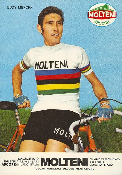 Eddy Merckx in 1975