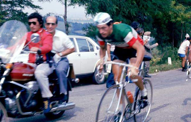 Francesco Moser at the 1979 Coppa Placci