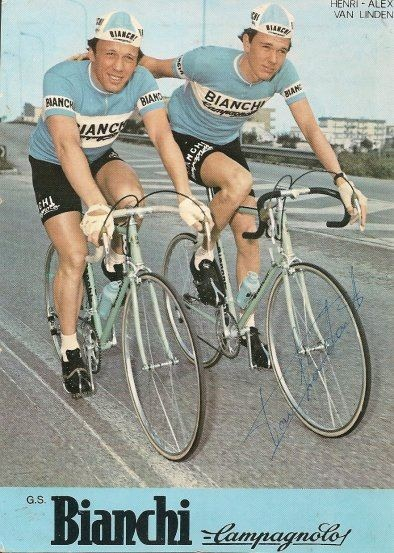 Rik and Alex van linden