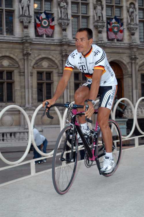 Erik ZAbel at the 2003 Tour de France