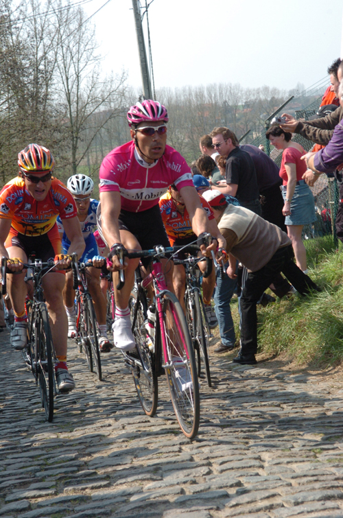 Erik Zabel in the 2005 Tour of Flanders