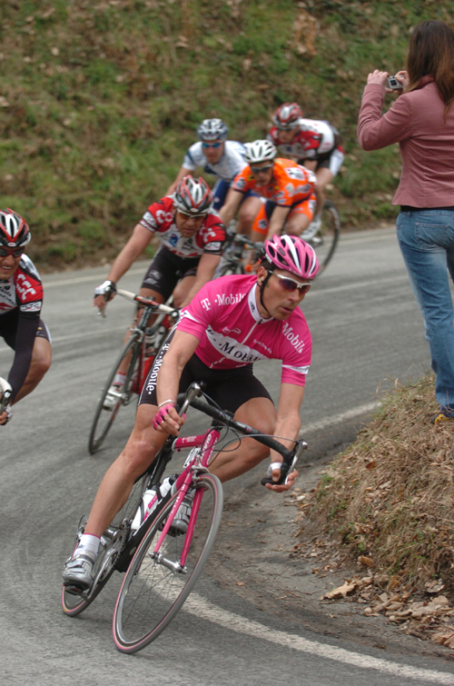 Erik Zabel at 2005 Milano-San Remo
