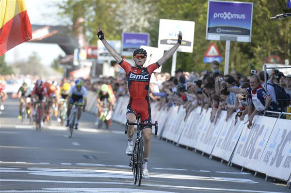 Ben Hermans wins the 2015 Brabantse Pijl