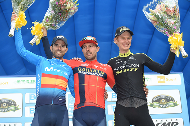 GP Beghelli podium